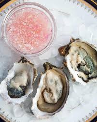 Mignonette Sauce for Oysters ...