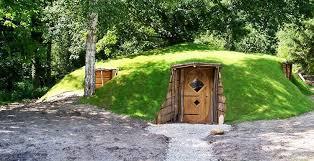 une nuit dans une maison de hobbit