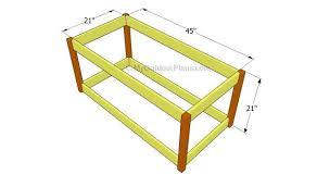 deck box plans myoutdoorplans free