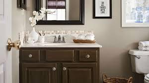 budget bathroom makeover better homes