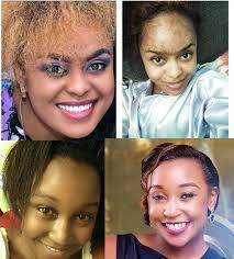 10 kenyan female celebrities look