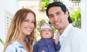 Petra Nemcova introduces her newborn son Bodhi to the world - see exclusive  photos   HELLO!