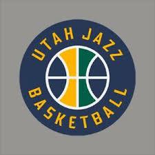Utah Jazz 6 Nba Team Logo Vinyl Decal Sticker Car Window Wall Ebay