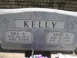 Effie Guillot Kelly (1918-1999) - Find A Grave Memorial