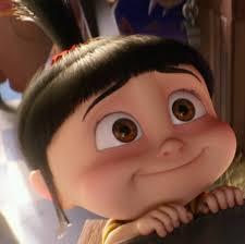 Agnes conheceu alguém que gosta tanto de... - Meu Malvado Favorito