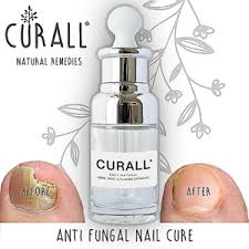fungal nail treatment cure anti