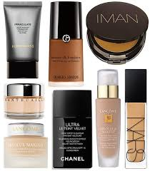 the best foundation for skin