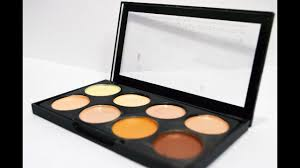 kiss beauty highlight and contour kit
