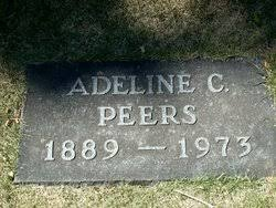 Adeline Collins Peers (1889-1973) - Find A Grave Memorial