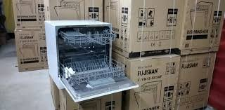 Máy rửa bát gia đình FUJISHAN 8 bộ FJVN08-S05F