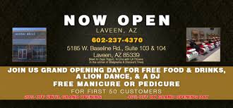 laveen nails and day spa herbal nail