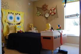 Kids Bedroom Decor Ideas Inspired By Spongebob Squarepants Themed Kids Room Cool Kids Rooms Kids Bedroom Designs