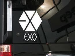 Kpop Idol Exo Accessories Vinyl Car Decal Sticker 6 H Ebay