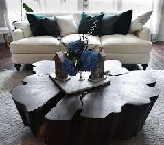 treestumptable coffeetable