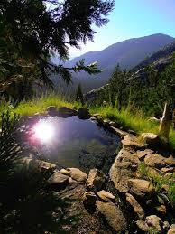 Sierra Hot Springs Walking Tour