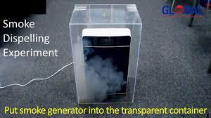 Máy Lọc Không Khí Và Khử Mùi Thuốc Lá VTL03 - Video Thực Tế