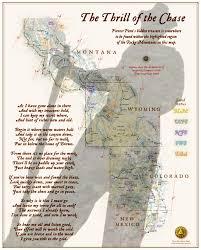 forrest fenn treasure map