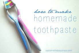 homemade toothpaste recipes simple and