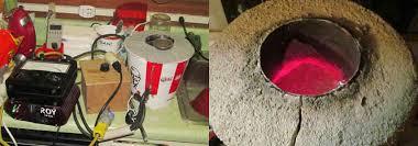 cky fried induction furnace hackaday