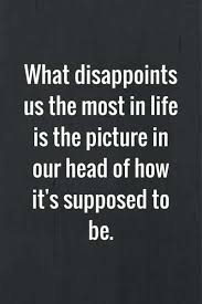 quotes about handling disappointment on quotehub