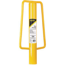 Speeco 24 In Steel Fence Post Driver Do It Best World S Largest Hardware Store