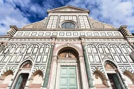 Travel To Italy - Facade Of Church Santa Maria Novella Di Firenze.. Stock  Photo, Picture And Royalty Free Image. Image 67850185.