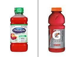 pedialyte vs gatorade what s better