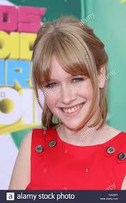 German actress Kristina Schmidt attends the Nickelodeon Kids' Choice Stock  Photo - Alamy