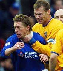 Seven Times Duncan Ferguson Was Absolutely Terrifying | LOL Football