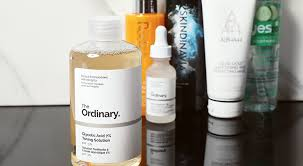 skincare routine for acne scarred skin