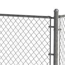 Blue Hawk Gray Metal Fence Tension Band Chain Link Fence In The Fence Hardware Department At Lowes Com