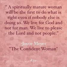 i am a confident w i live for god quotes about god