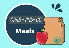 "Schools' ""grab-and-go"" meals start Monday"