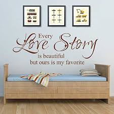 romantic love saying decal vinyl love