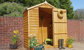 wooden garden shed groupon