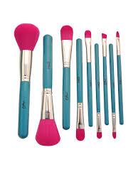msq makeup brush sets 9pcs high quality
