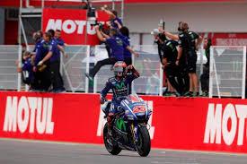 Vinales wins MotoGP Argentina as Marquez crashes