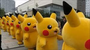 Pikachu dance - Cái Bống, Bống bống bang bang Nhạc thiếu nhi vui ...
