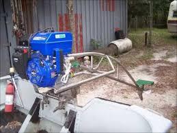 making of my mud motor you
