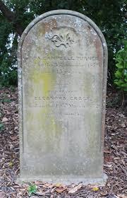 Headstone of Ada & Eleanora Turner - Historic Buildings & Places - Tauranga  Memories