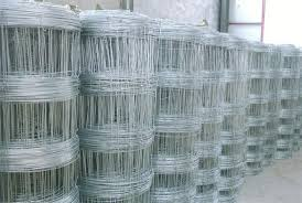China Hot Dipped Galvanized Goat And Sheep Fence Grass Field Fence China Grassland Fencing Cow Fence