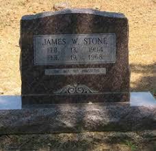 James Wesley Stone, Sr (1904-1968) - Find A Grave Memorial