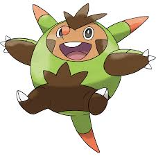 Quilladin (Pokémon) - Bulbapedia, the community-driven Pokémon ...