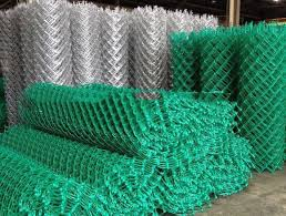 Galvanized Or Pvc Coated Chain Link Fencing Jb 无穷大 Facebook