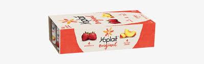harvest peach yoplait yogurt cup