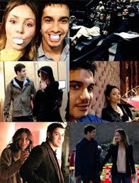 Very much in love-Scorpion Co Stars: Elyes Gabel and Katharine ...