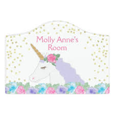 Kids Door Signs Zazzle