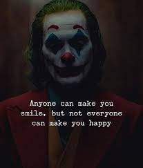 quotes nd notes in best joker quotes smile quotes