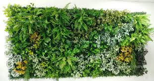 blanket plant wall artificial hedges