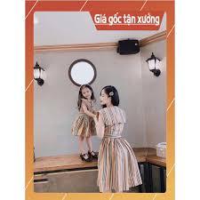Shop Ngoc Trinh HCM - Shop Ngoc Trinh HCM - Đầm burberry cao cấp mẹ bé -  (Sỉ Mẫu Mẹ Và Bé) Siêu Hot Cam Kết Uy Tín Cam, Giá tháng 10/2020